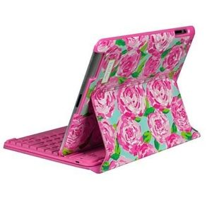 Lilly Pulitzer • Keyboard Case for iPad • NWT